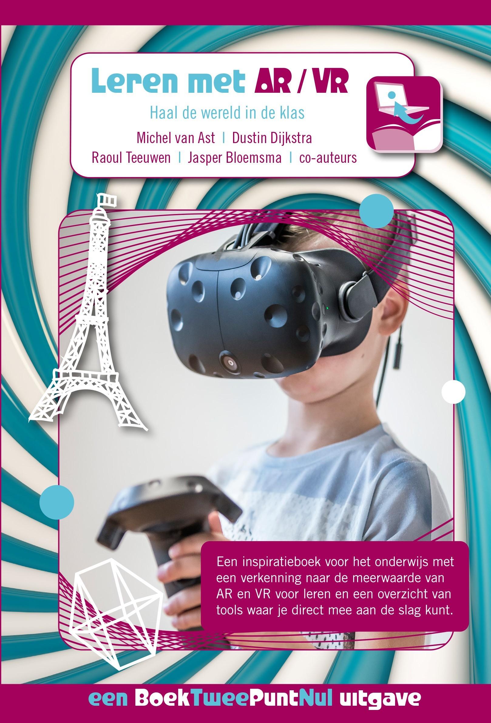 Leren met AR/VR omslag